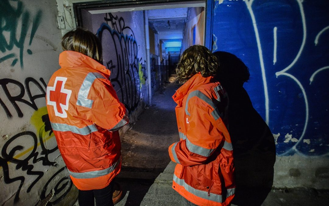 Creu Roja Sabadell torna a activar els mecanismes per atendre el col·lectiu sense llar per les baixes temperatures