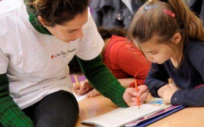 Creu Roja Sabadell recull material escolar per valor de 1.335 euros
