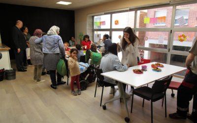 Tret de sortida al nou curs dels projectes d'infància de Creu Roja Sabadell