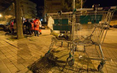 Creu Roja Sabadell tanca un hivern de rècord pel que fa a l'atenció a les persones que viuen al carrer