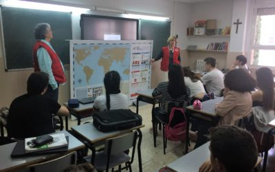 Creu Roja Sabadell repta la ciutadania a posar-se en la pell de les persones refugiades