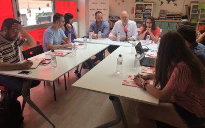 Creu Roja alerta de la situació de pobresa intermitent en part de les famílies que atén