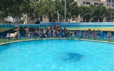 Gairebé una norantena d'infants participen als projectes d'estiu de Creu Roja Sabadell