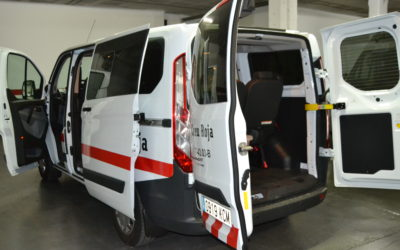 Creu Roja repartirà mascaretes pels usuaris del transport públic