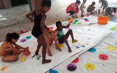 Diversió, educació en valors i medi ambient; elements vertebradors dels projectes d'estiu de Creu Roja Sabadell