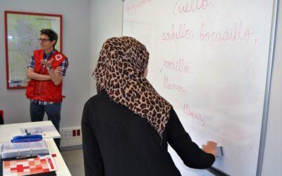 Els cursos d'alfabetització, un punt de partida per a l'apoderament de moltes persones
