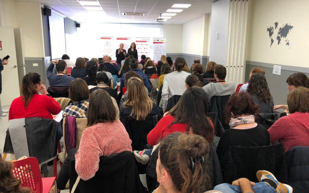 Sabadell acull la trobada d'ocupació provincial de Creu Roja