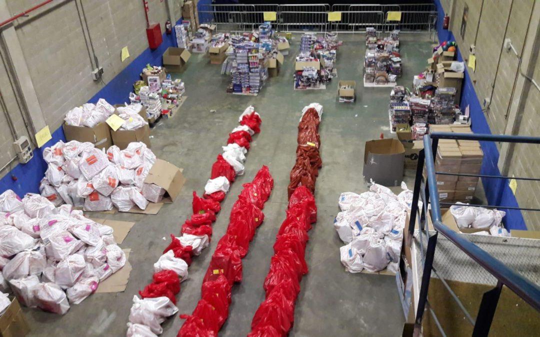 Creu Roja Sabadell repartirà joguines a més de 1.800 infants aquest Nadal