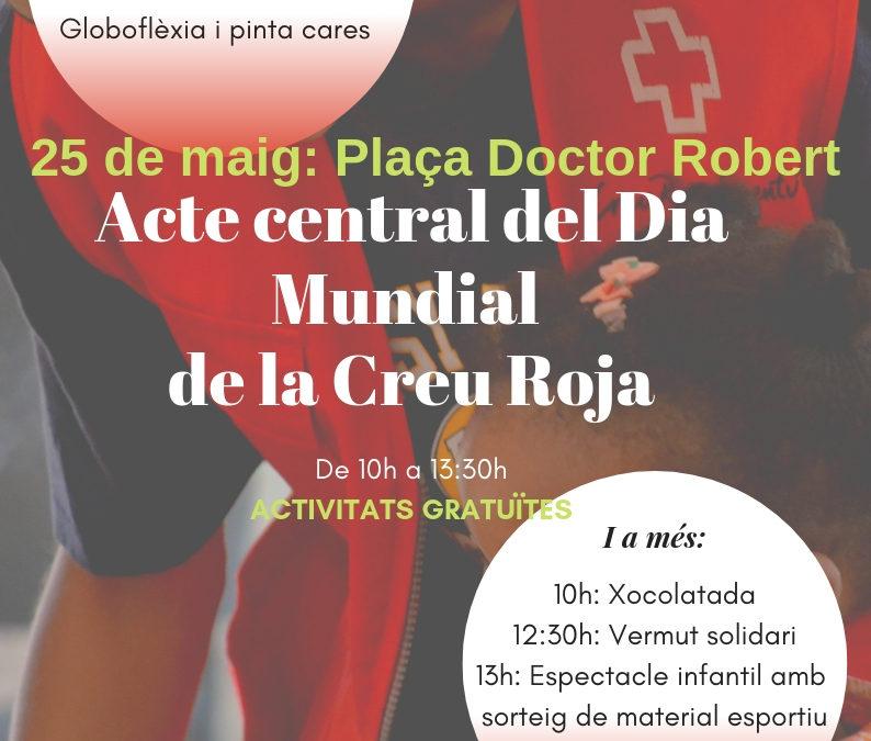Acte central del Dia Mundial de la Creu Roja