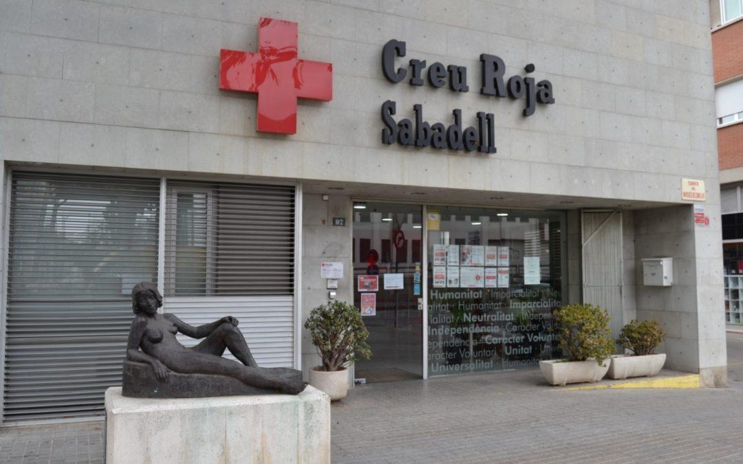 Creu Roja Sabadell referma el seu compromís amb la igualtat de gènere i l'apoderament de dones en situació vulnerable
