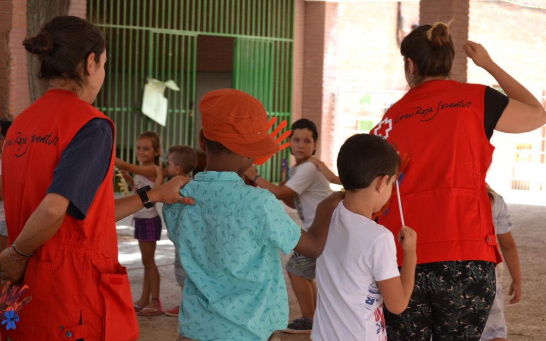 Creu Roja Sabadell convida la ciutadania a un gran acte el 25 de maig a la plaça Doctor Robert