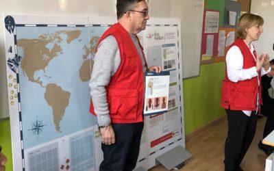 Creu Roja Sabadell porta un curs més als centres educatius tallers de primers auxilis i sensibilització