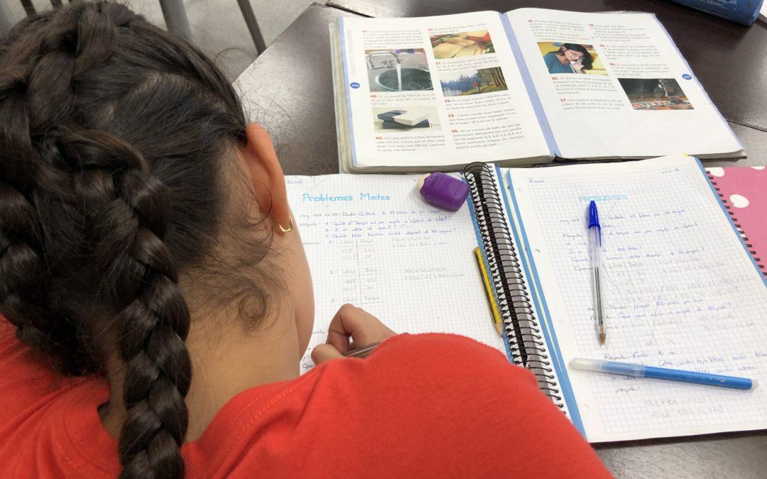 Creu Roja recollirà material escolar al Carrefour per a la tornada a l'escola dels més menuts