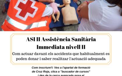 ASI II Assistència Sanitària Inmediata nivell II
