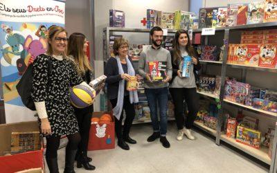 Creu Roja Sabadell aposta per un canvi de model en la campanya de joguines