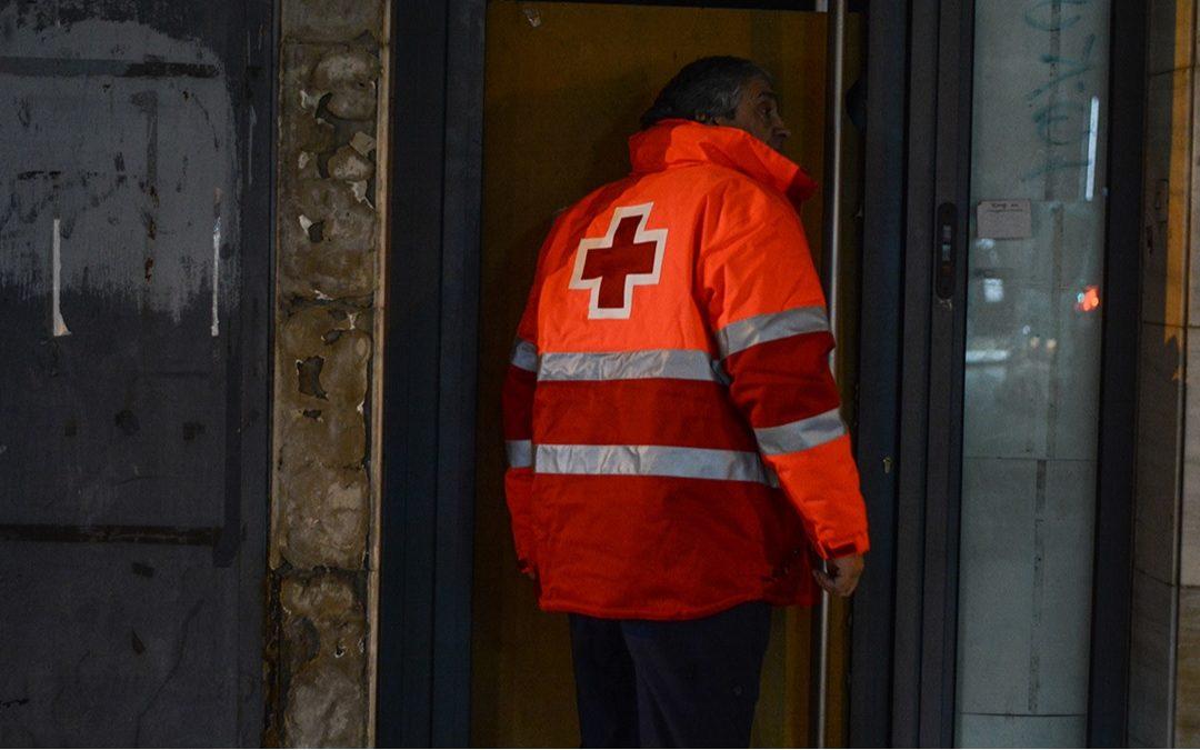 Creu Roja Sabadell tanca una setmana marcada per les actuacions per la borrasca 'Glòria'
