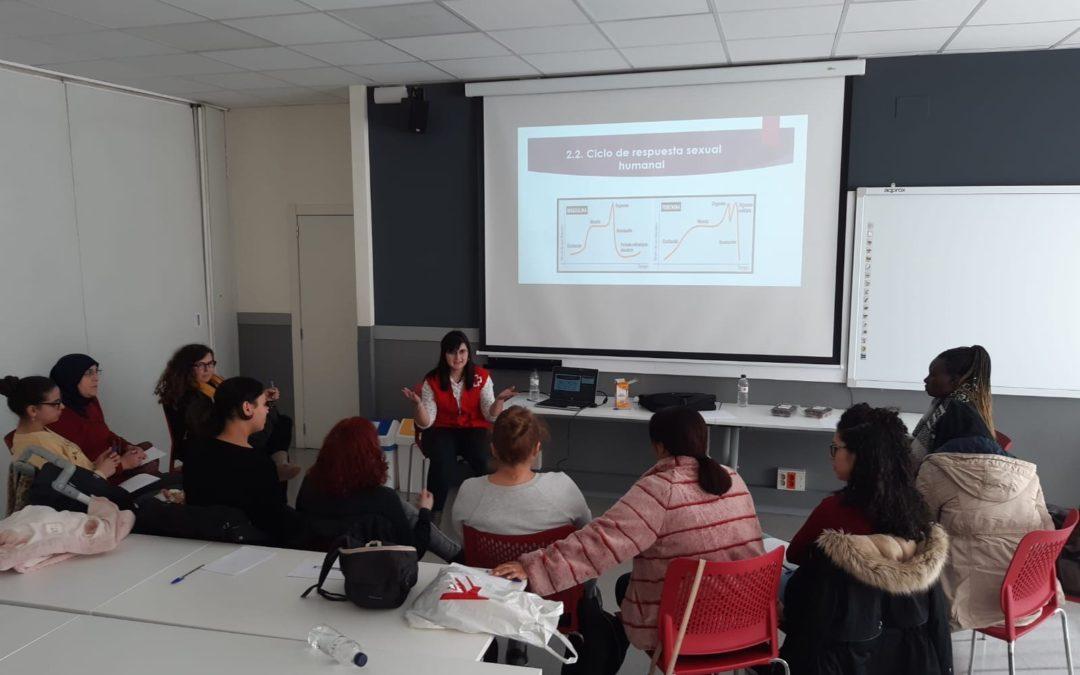 Creu Roja Sabadell commemora el Dia Internacional de les dones amb un programa d'activitats