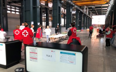 Creu Roja Sabadell assumeix l'atenció de 600 noves famílies en situació d'emergència alimentària