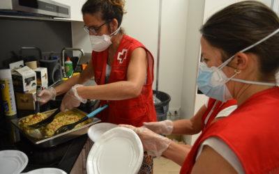 Creu Roja Sabadell obre un nou servei diürn per a persones sense llar