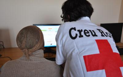 Creu Roja Sabadell ofereix tallers de suport a dones i filles i fills que han patit violència de gènere