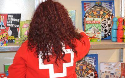 Creu Roja Sabadell engega la campanya de joguines 2020-2021