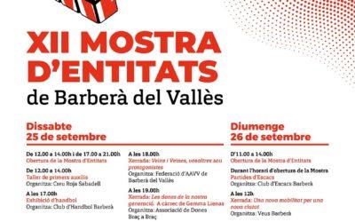 Mostra d'Entitats de Barberà del Vallès