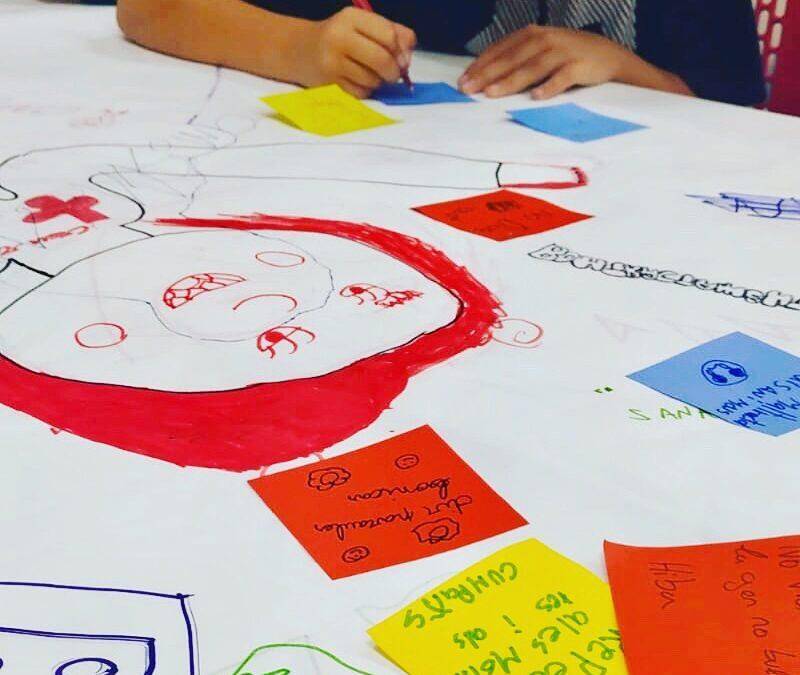 Creu Roja Sabadell ofereix suport a dones i fills que han patit violència de gènere